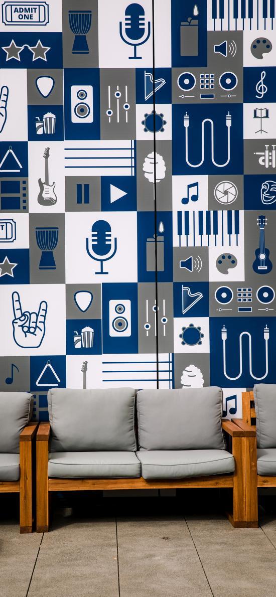 家居 设计 沙发 墙纸