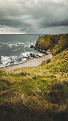 海岸 海边 海浪 海水