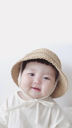 罗熙 童模 网红 可爱 小孩