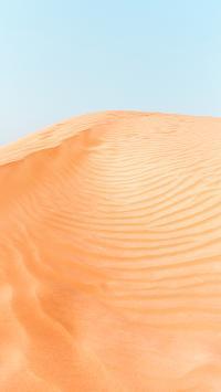 沙漠 荒漠 细沙 黄沙