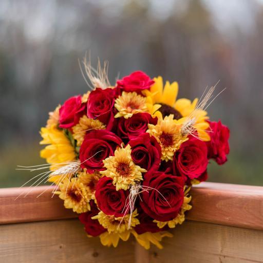 花束 鲜花 花束 装饰 玫瑰 菊花