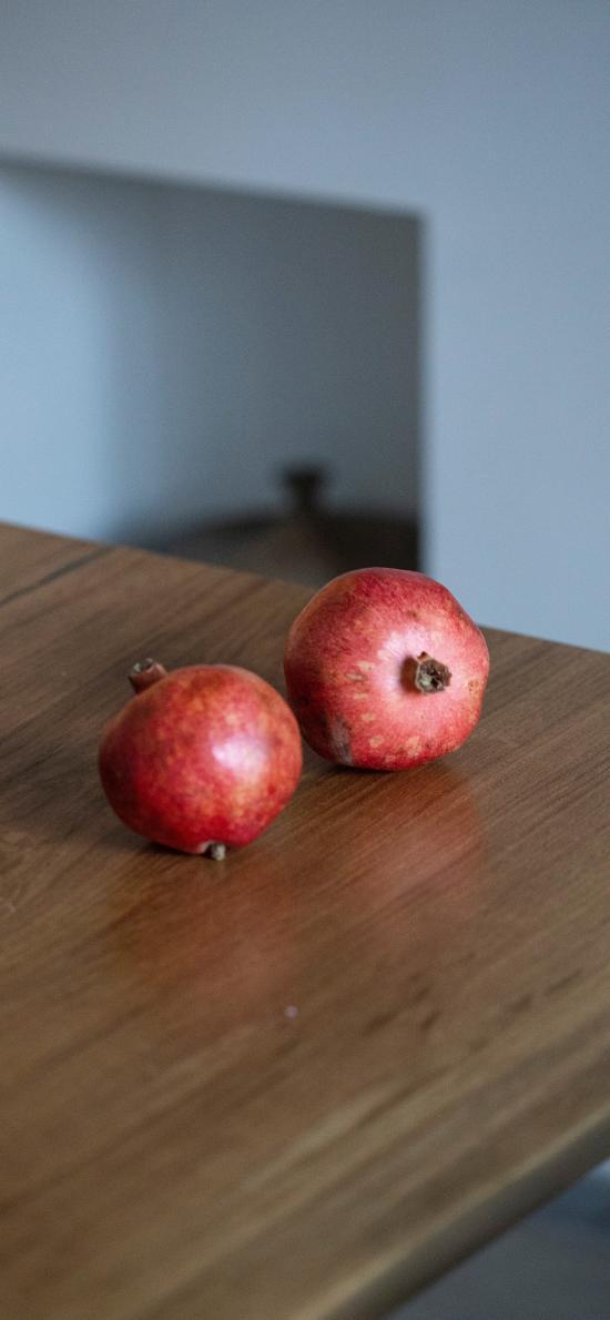 石榴 水果 果实