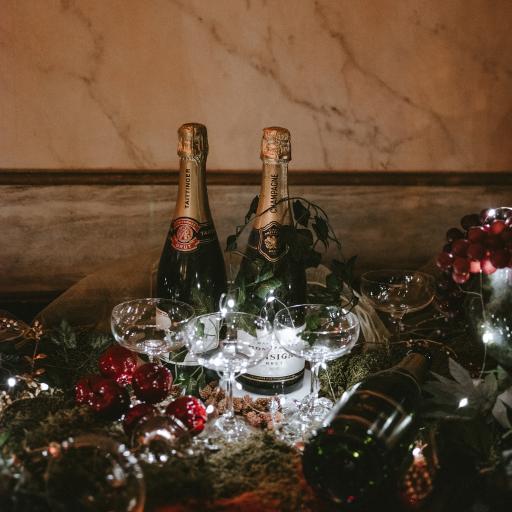 饰品 圣诞 酒杯 香槟