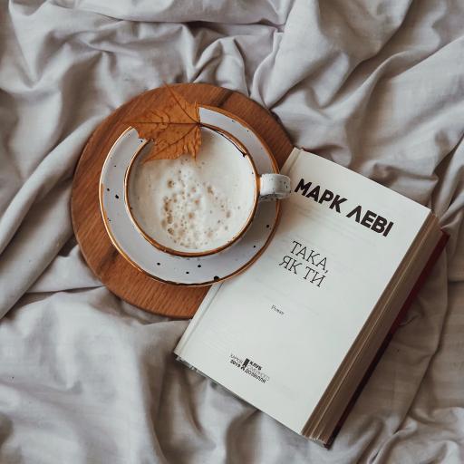 静物 咖啡 枫叶 书籍