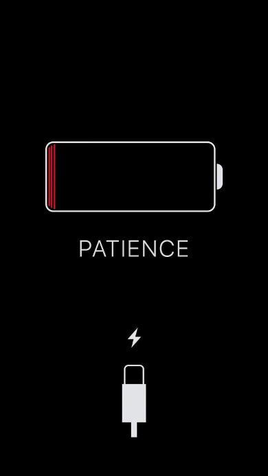 patience 耐力 趣味 充电 电源
