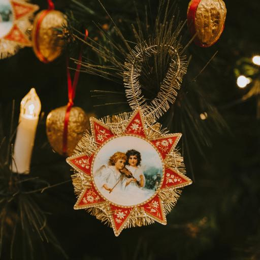 圣诞 节日 圣诞树 挂饰