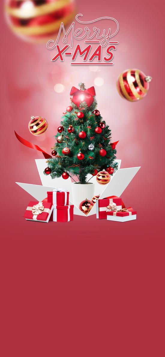 圣诞树 圣诞节 挂饰 礼物