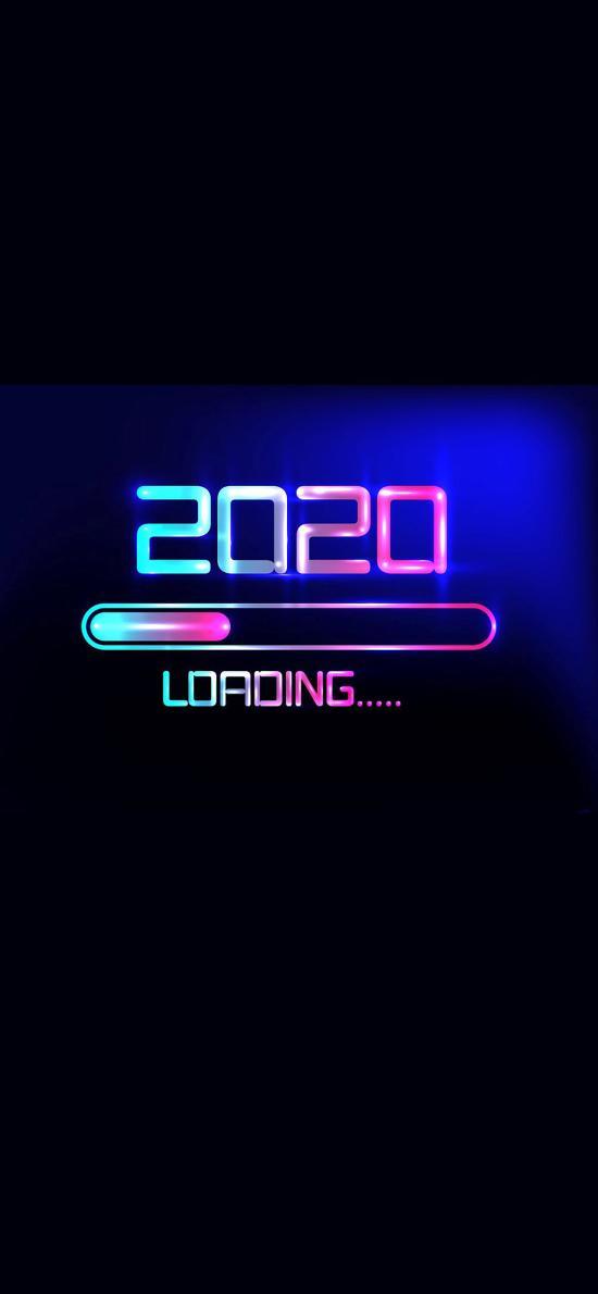 2020 loading 输入