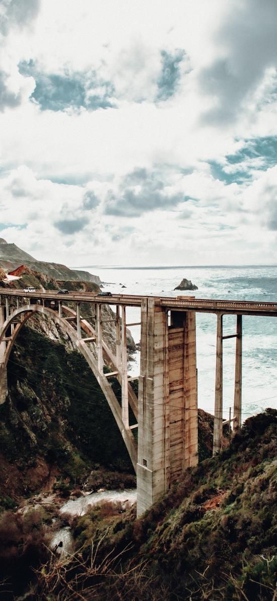 建筑 桥梁 通行 风景