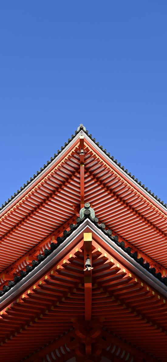 建筑 屋檐 国风 古代