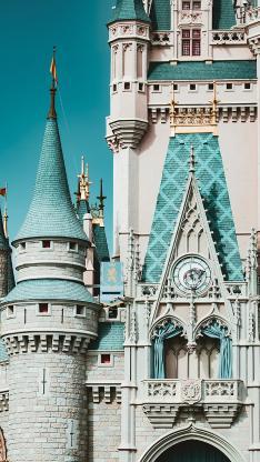 建筑 英伦风 城堡 堡垒
