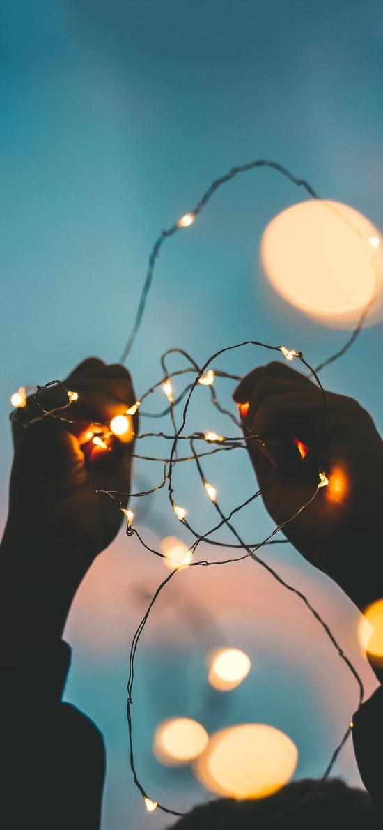 灯饰 照明 装饰 朦胧美