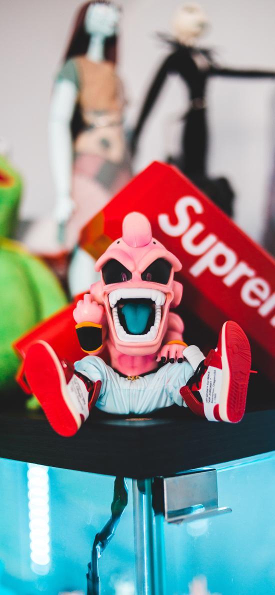 玩具 摆件 潮流 粉色