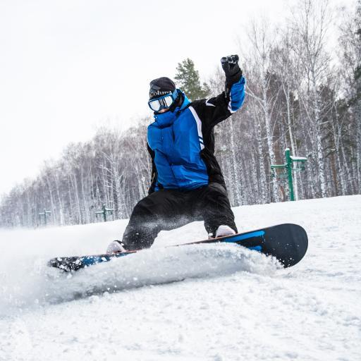 滑雪 运动 极限 雪地 雪场