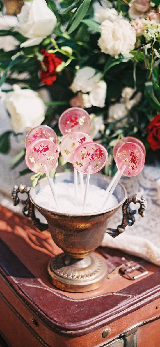 糖果 甜食 棒棒糖 波板糖