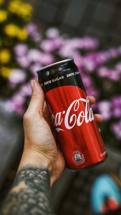 可口可乐 饮料 汽水 碳酸