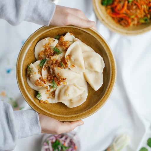 饺子 面食 水饺 特色