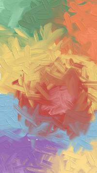 色彩 渐变 颜料 涂鸦