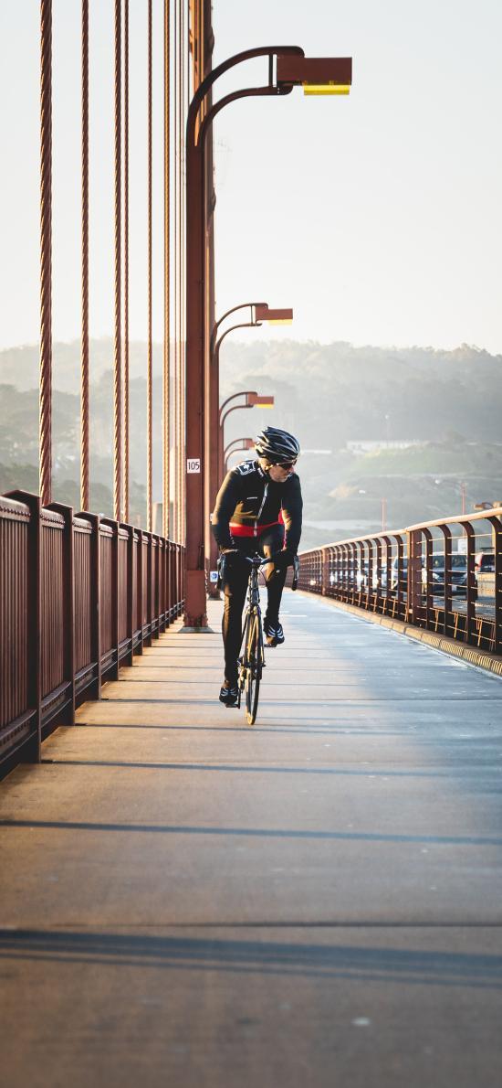 骑行 自行车 单车 运动