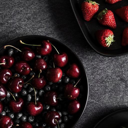 水果 新鲜 车厘子 草莓