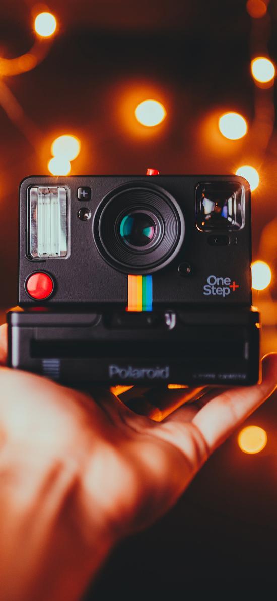 相机 摄影 镜头 手
