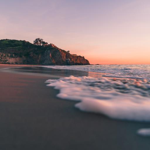 大海 沙滩 浪花 海景