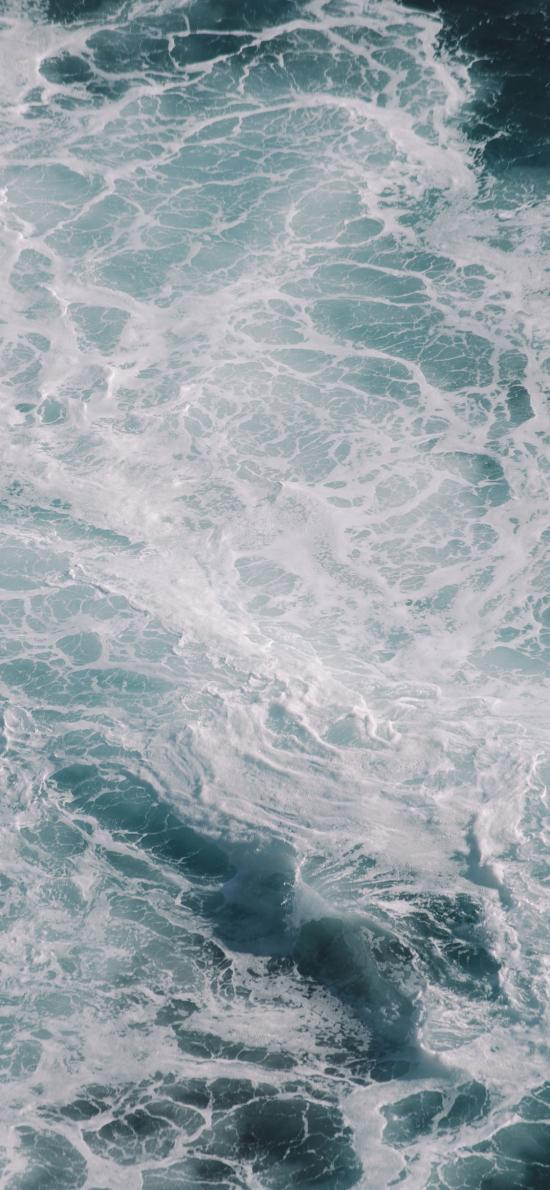 海水 海浪 浪花 大海