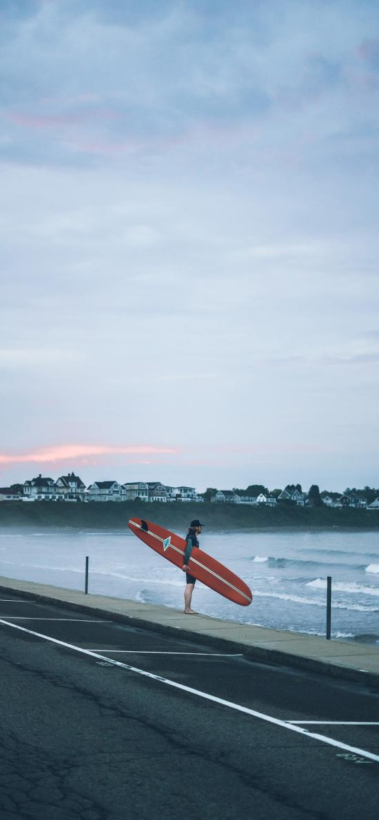 冲浪板 大海 海边 运动