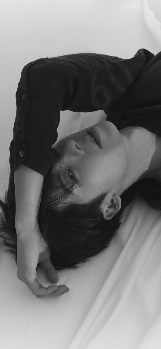 许光汉 黑白 台湾 演员 明星 写真