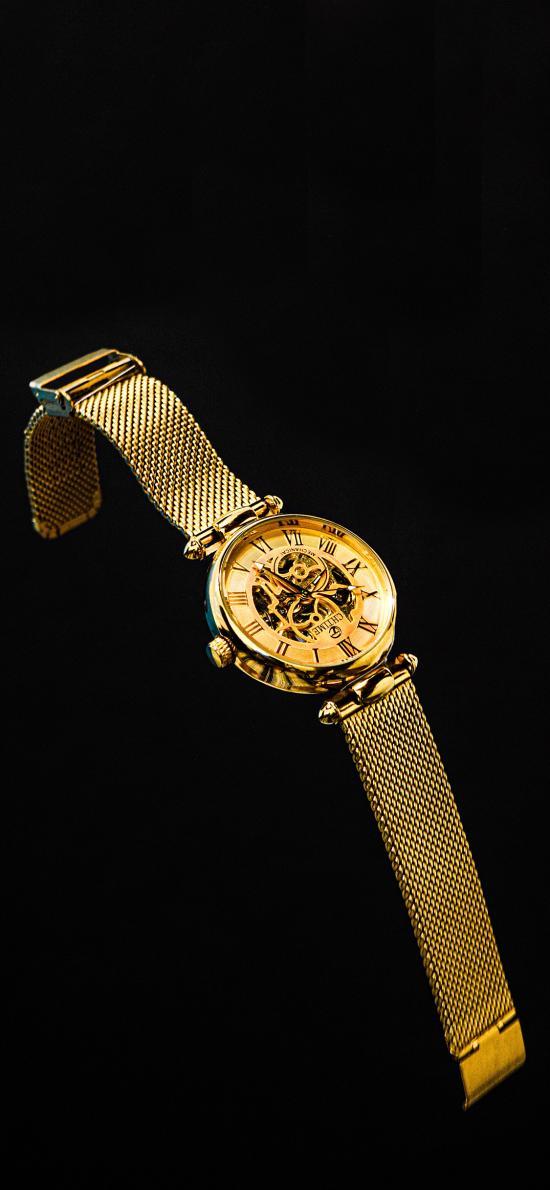 静物 手表 金表 腕表
