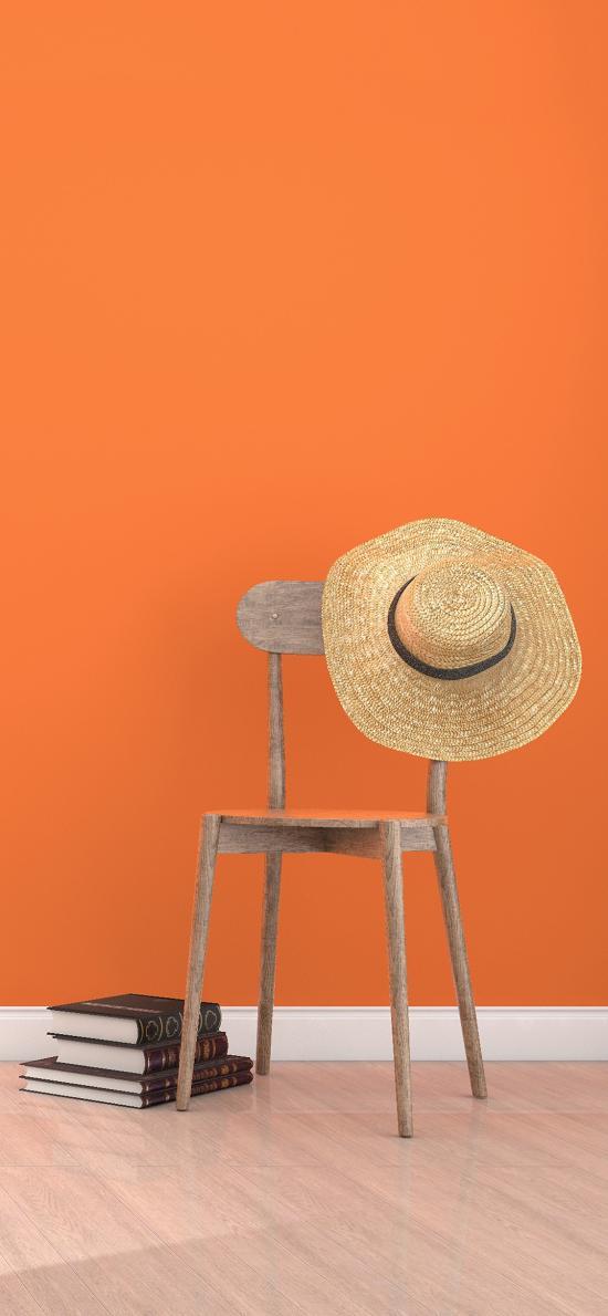 家居 空间 椅子 帽子