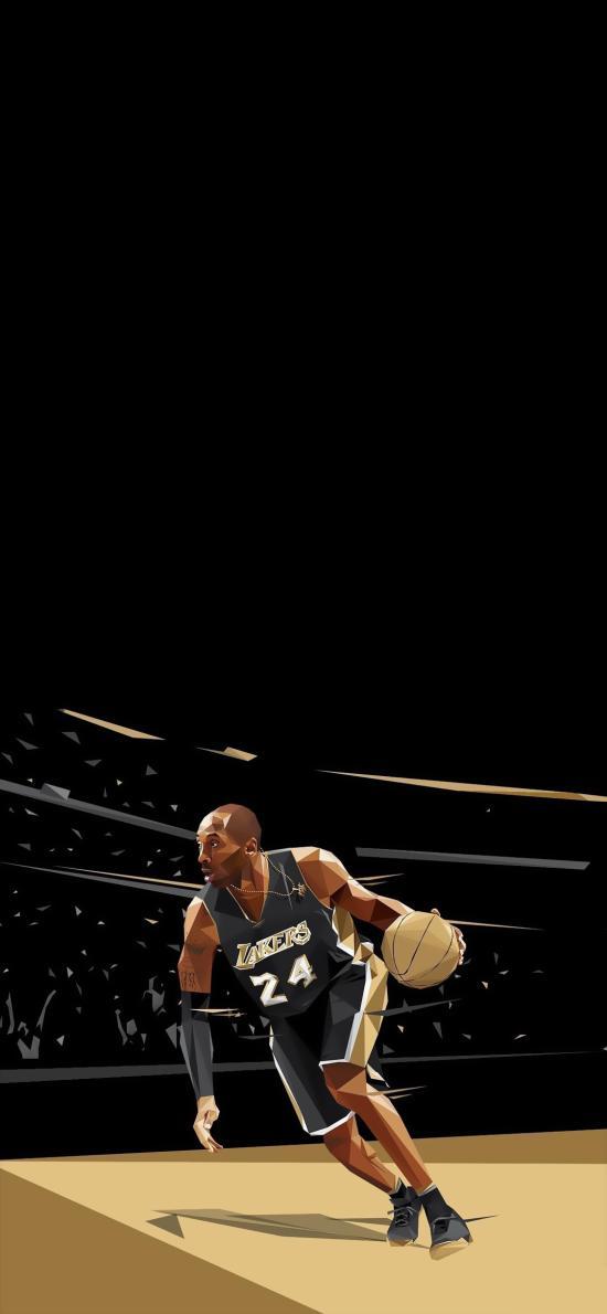 科比 平面 篮球 运动员 NBA 球星