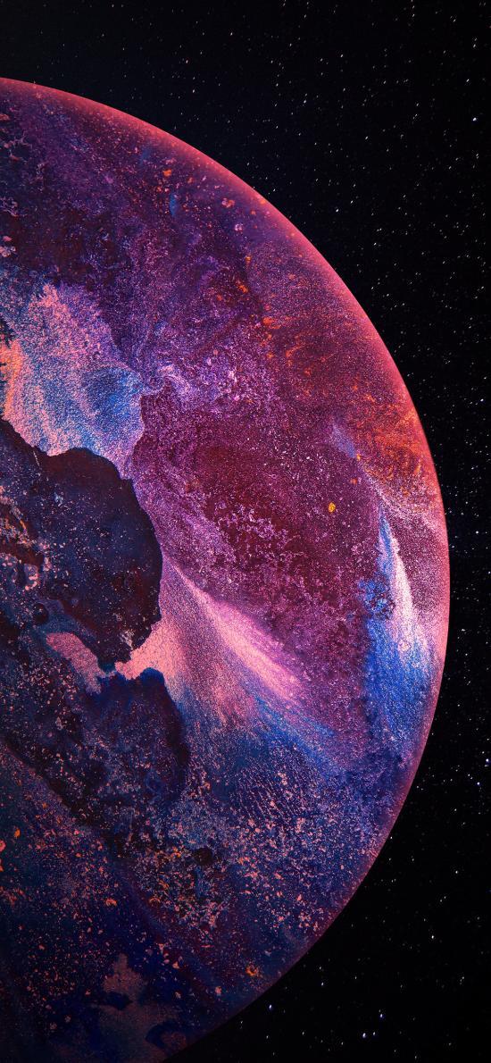 宇宙 星空 梦幻 太空 星球