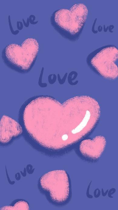 爱心 LOVE 英文