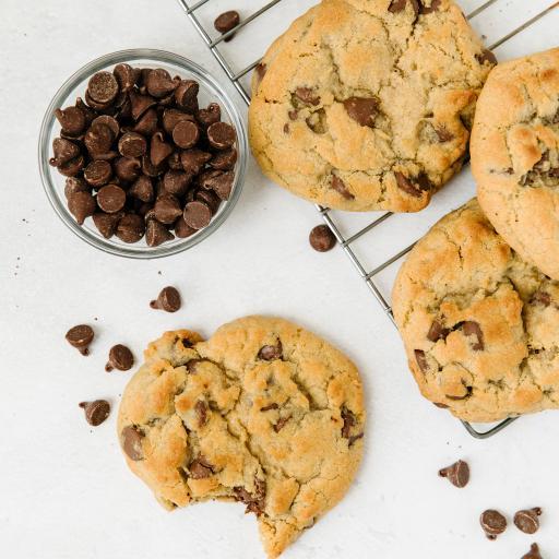 曲奇 饼干 巧克力豆 零食