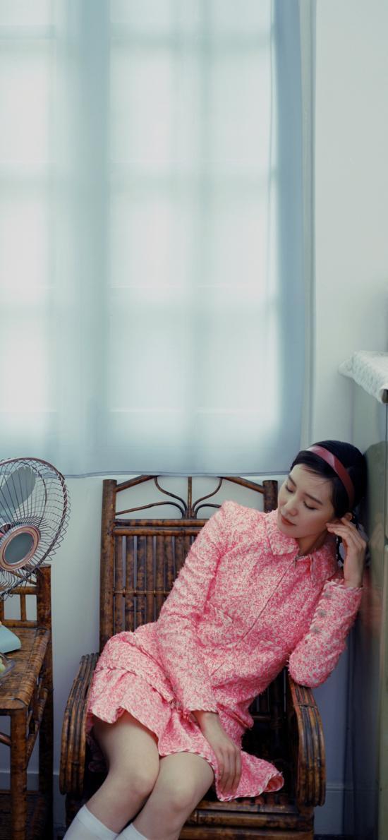 刘诗诗 复古 演员 艺人 写真