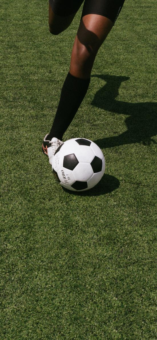足球 运动 踢球 球场 草坪