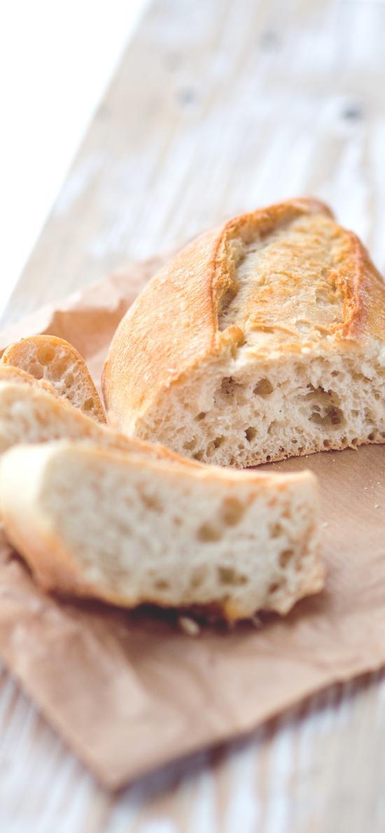 面包 烘焙 欧包 切片