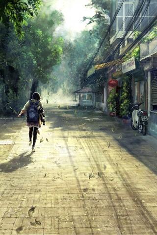 韩风设计 手绘
