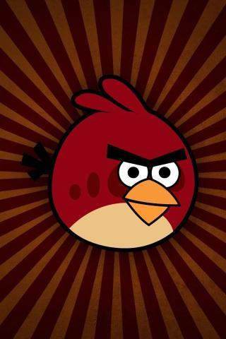 愤怒小鸟 游戏