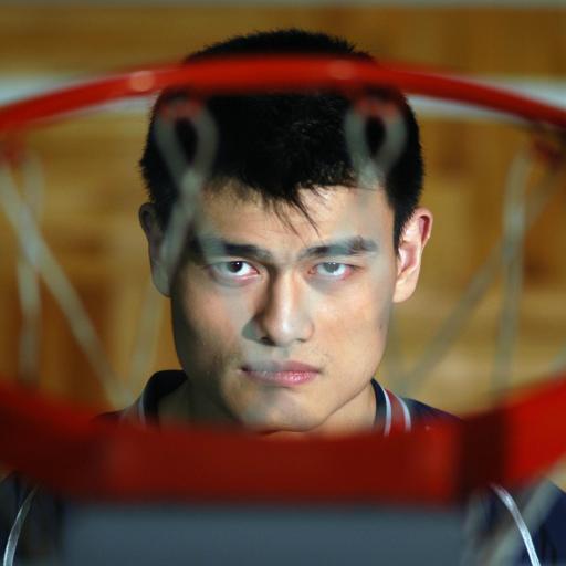NBA 篮球 姚明
