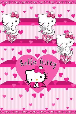 HelloKitty 可爱小猫 萌 女性