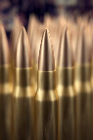 子弹 金属