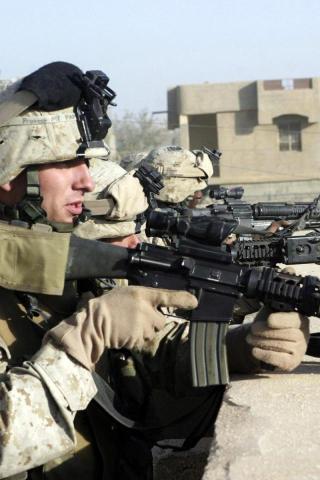 战争壁纸 士兵壁纸