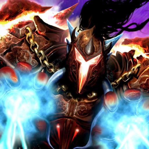 魔兽世界 死亡骑士 彩色