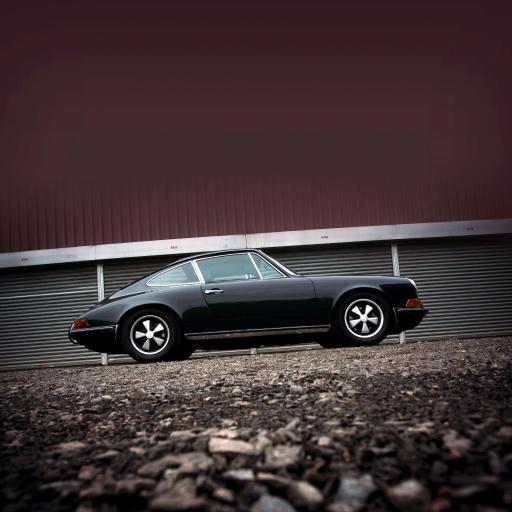 汽车 酷车 黑色