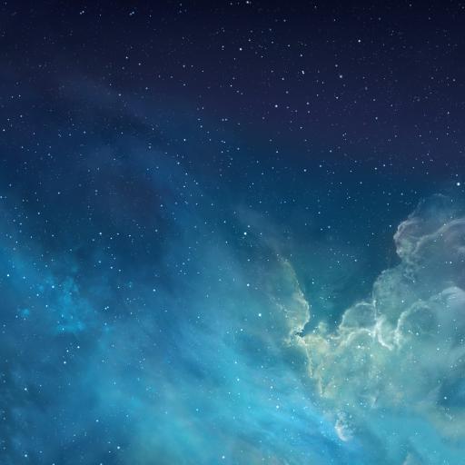 背景 简单 云 星空 蓝色