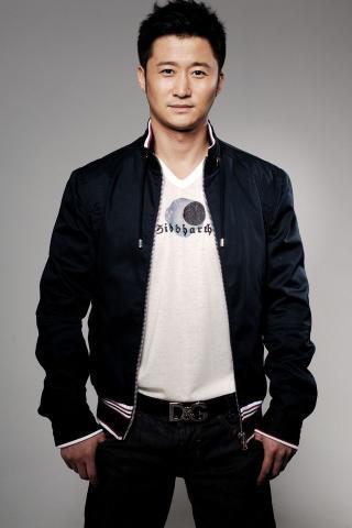 中国男明星 吴京