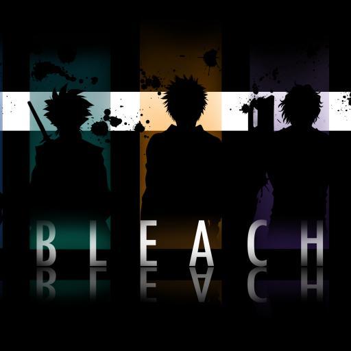 死神 境界 Bleach 黑色