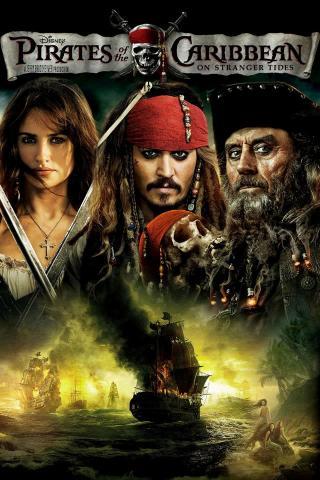 加勒比海盗 电影 影视 彩色